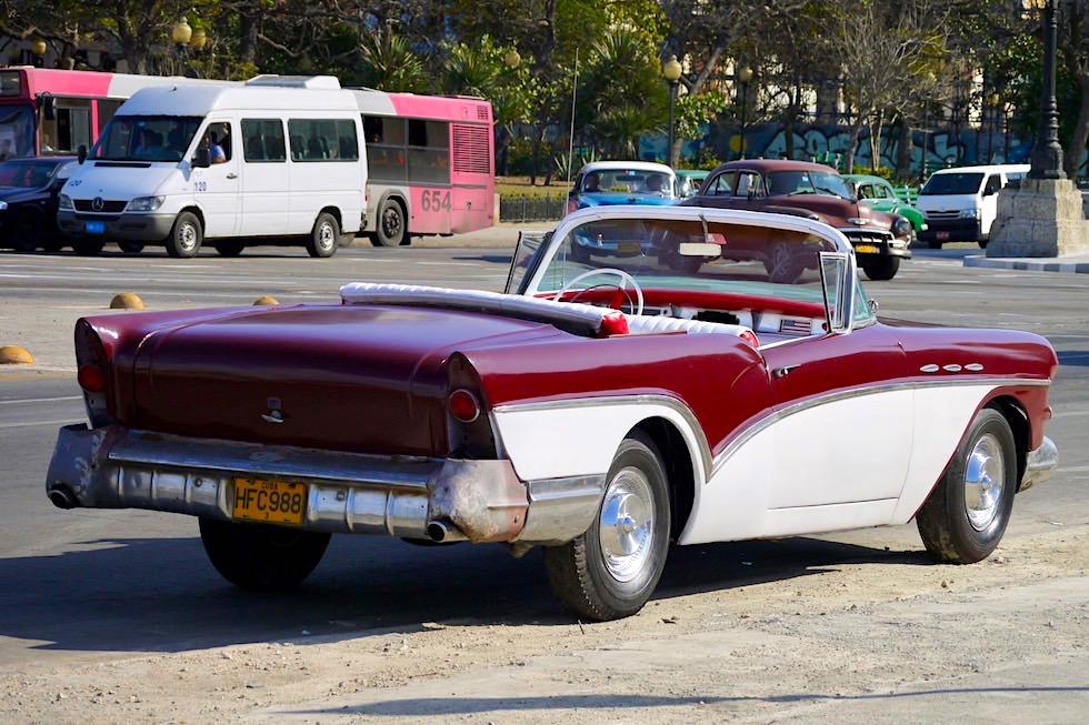 Cabrio Oldtimer - Havanna - Kuba