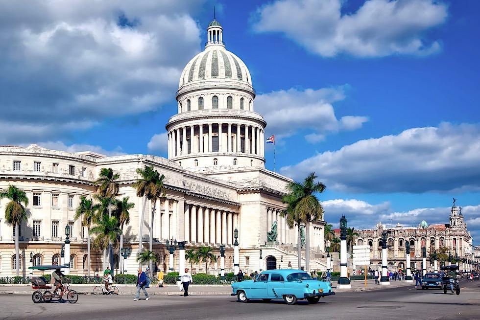 Capitolio Habana - Kuba