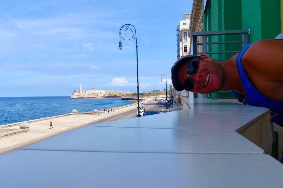 Günstige, schöne Casa Particulares am Malecón in Havanna - Kuba