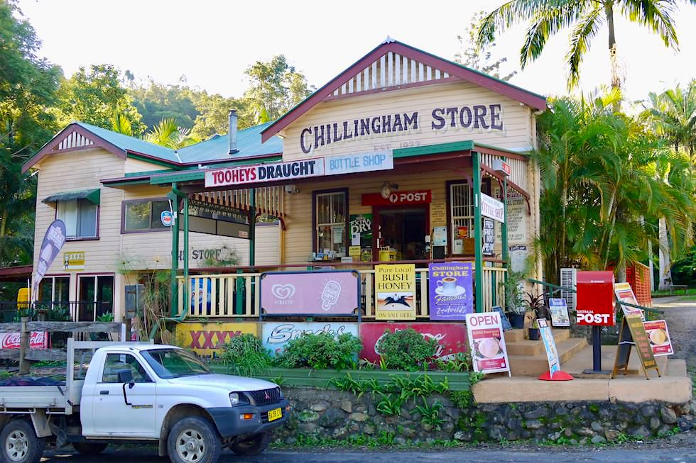 Chillingham Store - Mt Cougal Region - New South Wales