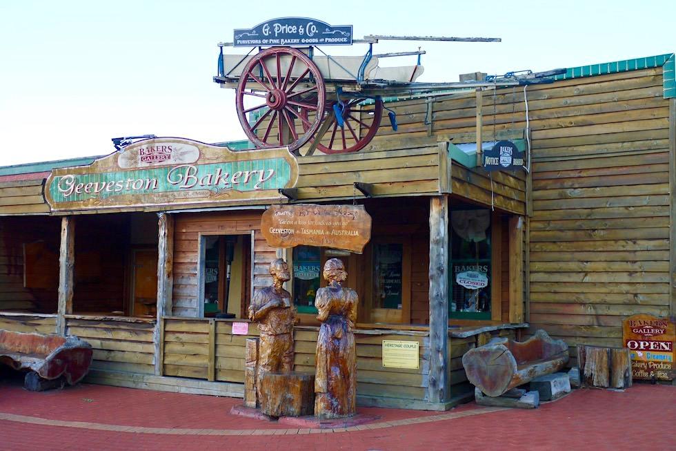 Greeveston - Liebevolle Holzskulpturen, Holzschnitzereien & Museum in der Nähe von Cockle Creek - Tasmanien
