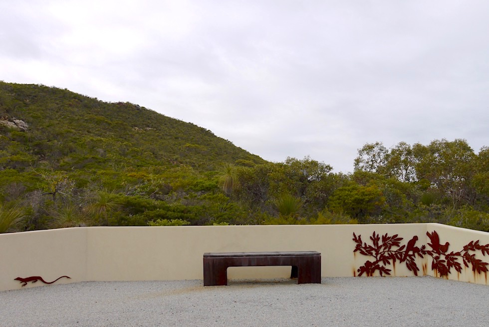 Botanischer Lehrpfad zum Ian Wilson Lookout - Mount Lesueur National Park - Western Australia