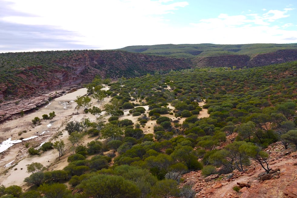 Kalbarri National Park - Loop Walk - Western Australia
