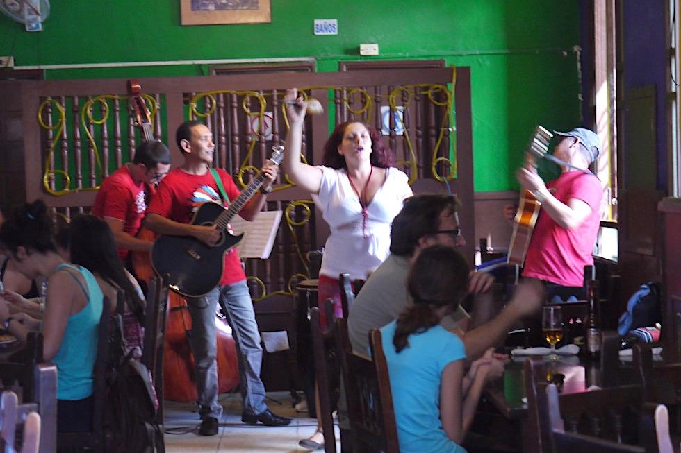 Musiker im Restaurant - Havanna - Kuba