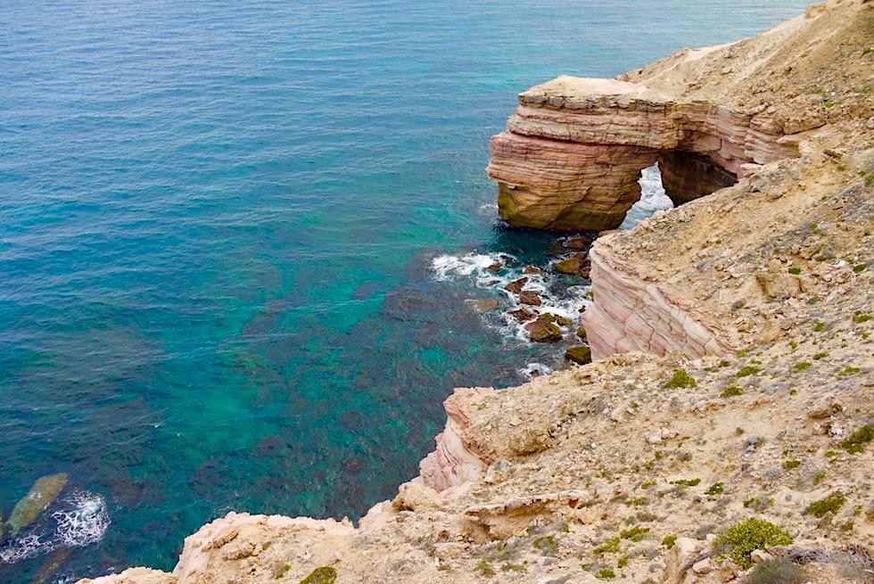 Ein Hauch von Sonne: Natural Bridge - Kalbarri Küste -Kalbarri National Park - Western Australia