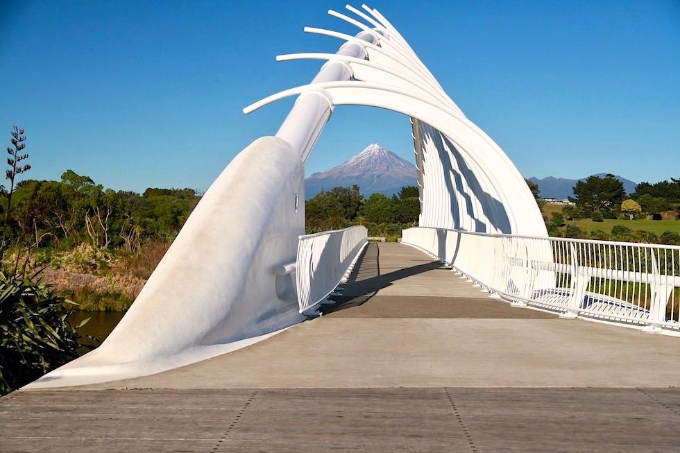 New Plymouth - Taranaki - Nordinsel Neuseeland