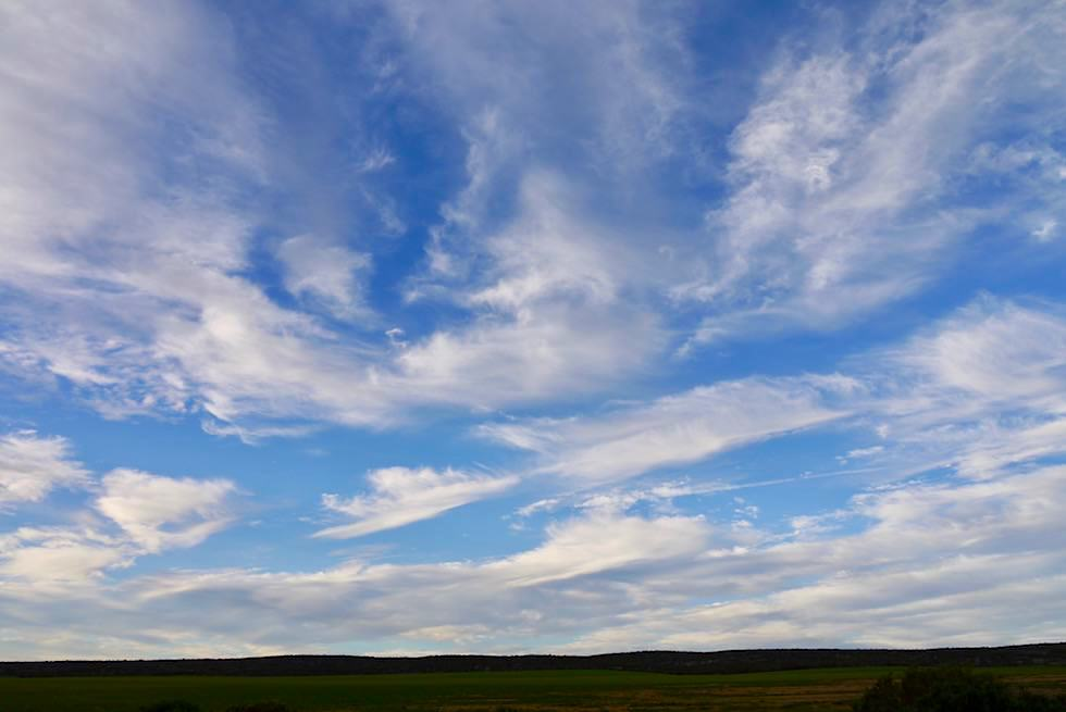 Nichts als Himmel - Kalbarri Küste - Western Australia