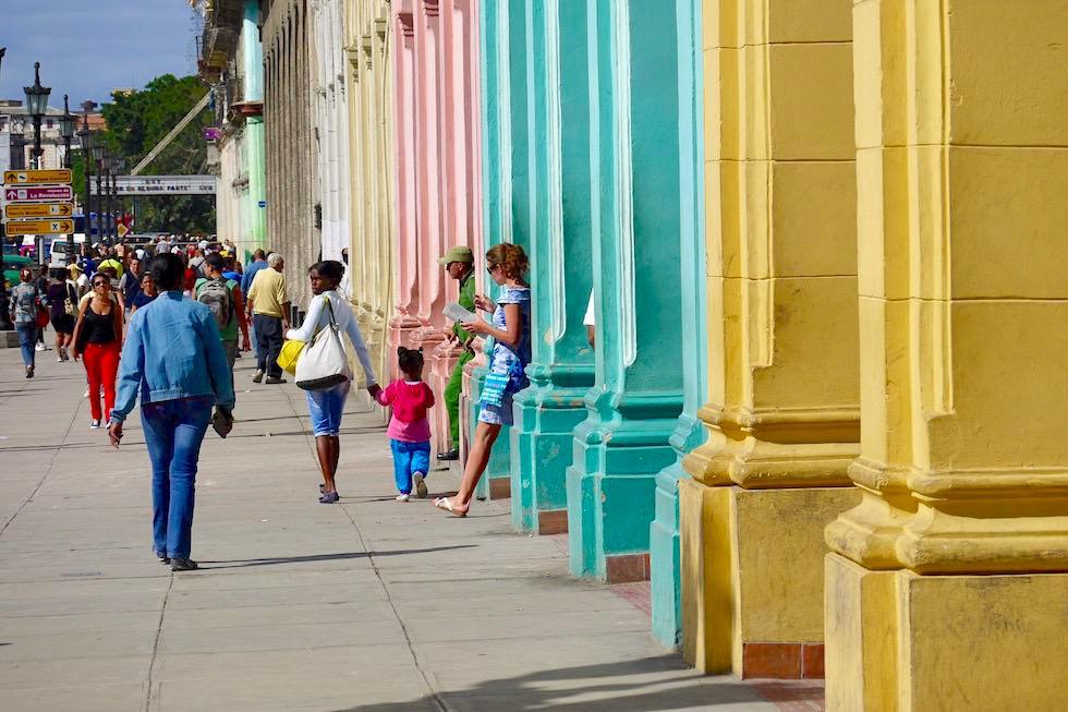 Trubel & Hektik: Paseo di Marti - Havanna - Kuba