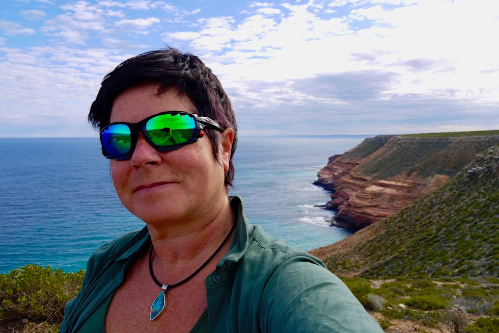 Selfie - Kalbarri Coast & National Park - Western Australia