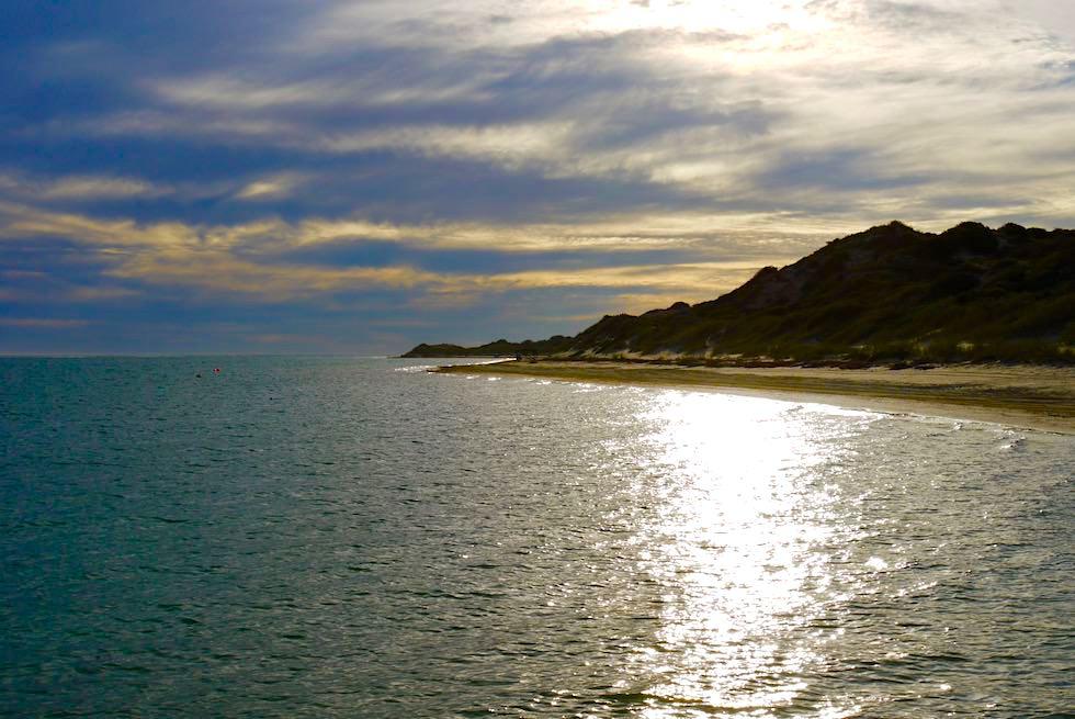Standspaziergang - Port Gregory - Western Australia
