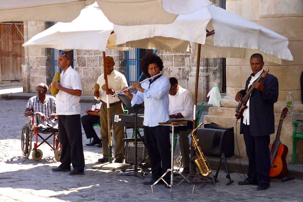 Straßenmusiker - Havanna - Kuba