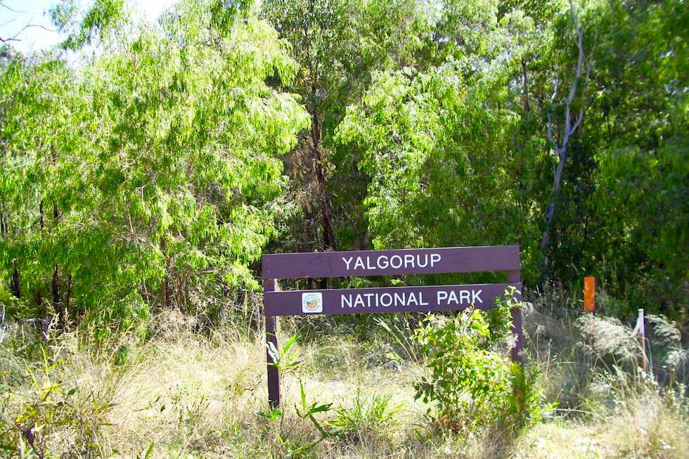 Yalgorup National Park bei Perth - Western Australia