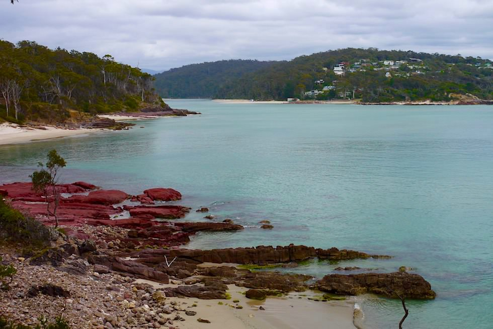 Ben Boyd National Park - Barmouth Beach & Ausblick auf Pambula Beach - New South Wales