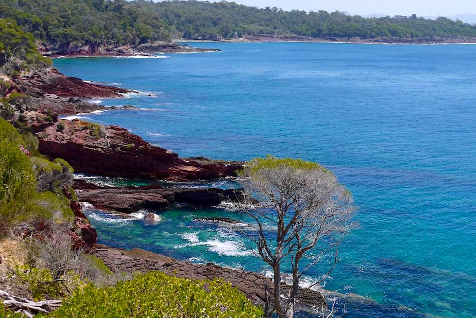 Ben Boyd National Park - Boyds Tower: Twofold Bay Lookout - New South Wales