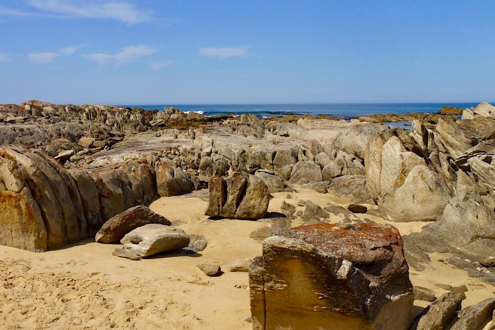 Cape Conran: Faszinierende Steinformationen - East Gippsland Region - Victoria