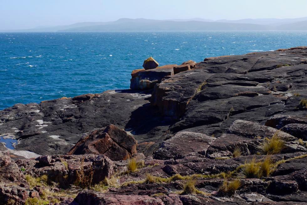 Ben Boyd National Park - Blick auf das City Rock Felsplateau - New South Wales