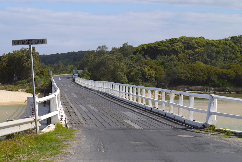 Cuttagee Lake Bridge - Sapphire Coast - New South Wales