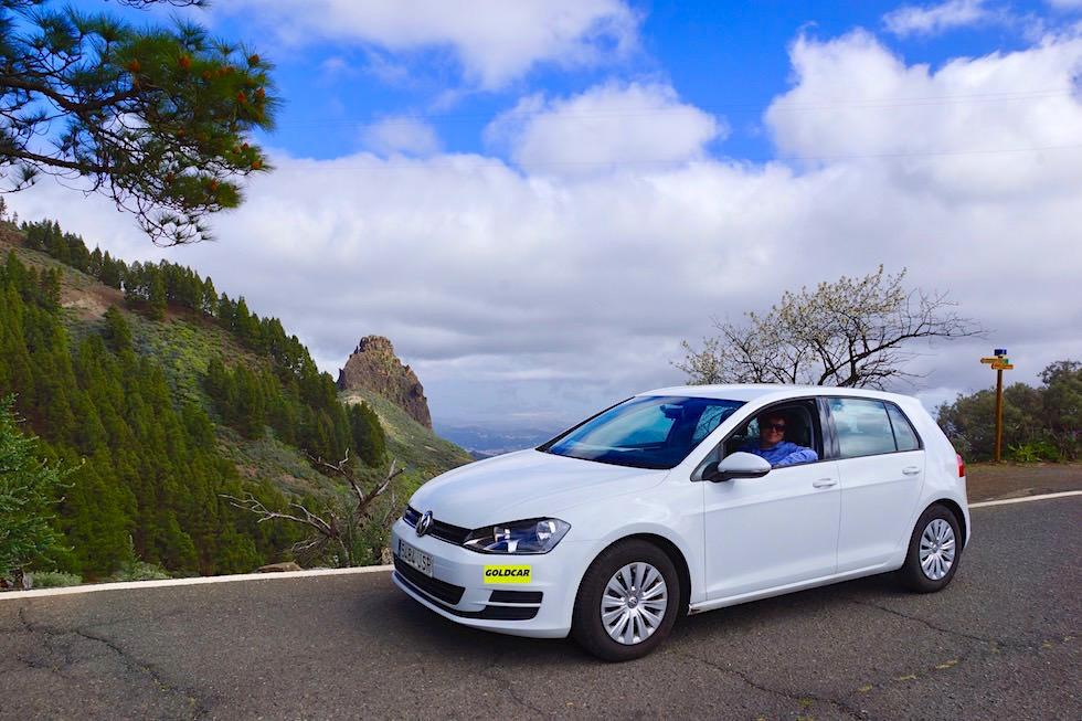 Goldcar - Mietwagen - Gran Canaria