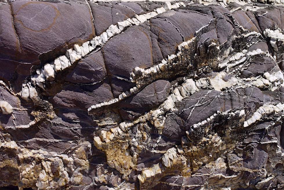 Pambula Beach - Faszinierende Steinstrukturen - Sapphire Coast - New South Wales