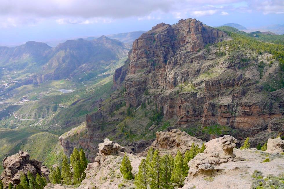 Höchster Berg: Pico de las Nieves - Grandiose Fernsicht - Gran Canaria