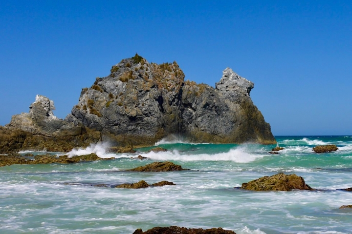 Sapphire Coast - Camel Rock - Bermagui - New South Wales