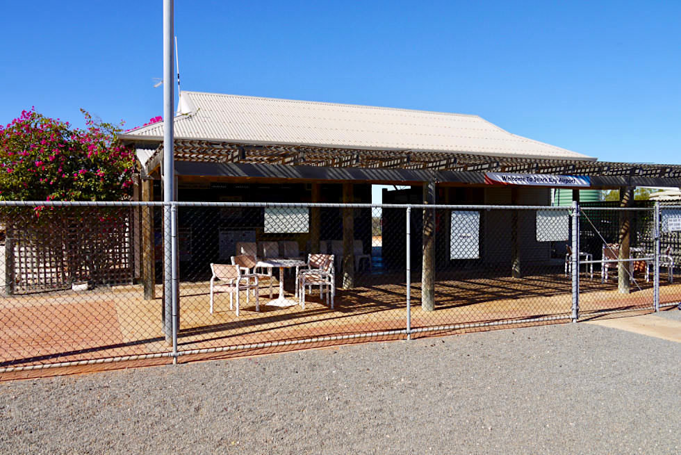 Shark Bay Airport - Denham - Western Australia