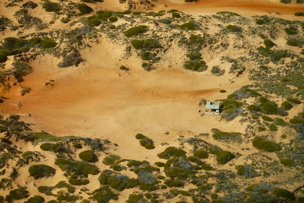 Shark Bay - Wüstenlandschaft - Peron Pensinula - Western Australia
