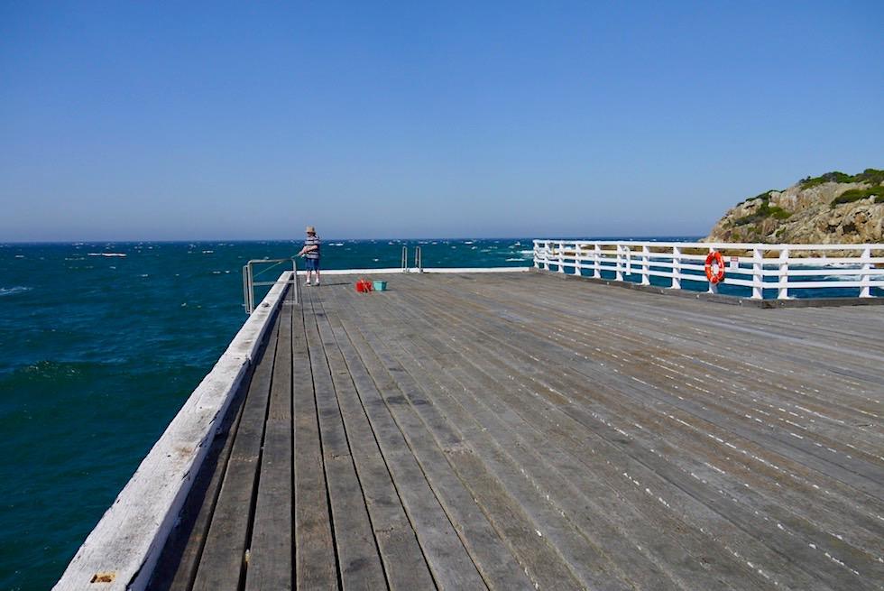 Schön & idyllisch: Tathra Wharf - Sapphire Coast - im Süden von New South Wales