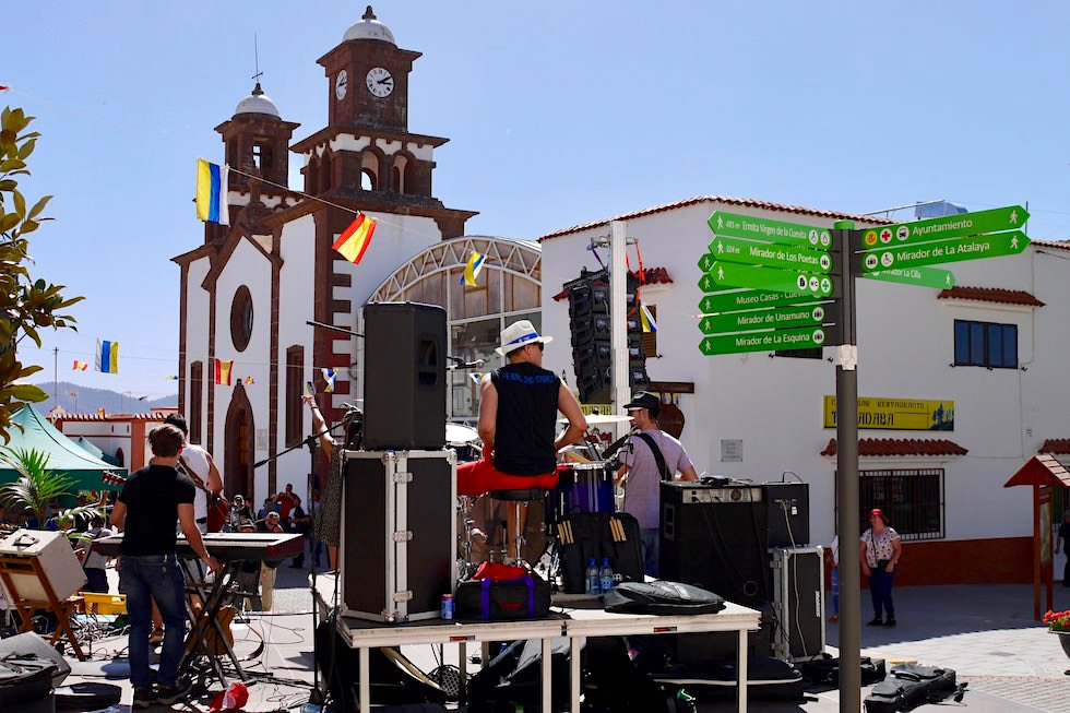 Artenara - Feste feiern - Gran Canaria