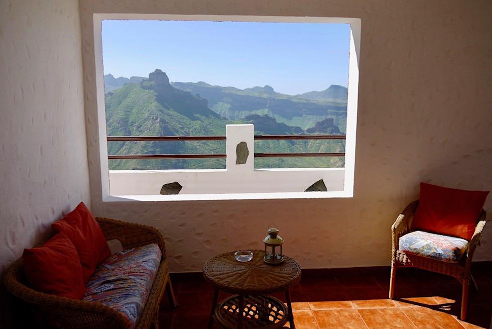 Artenara - Höhlenhaus mit windgeschützter Terrasse & grandiosem Ausblick - Gran Canaria