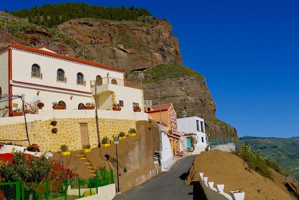 Artenara - Moderne Höhlenwohnungen - Gran Canaria