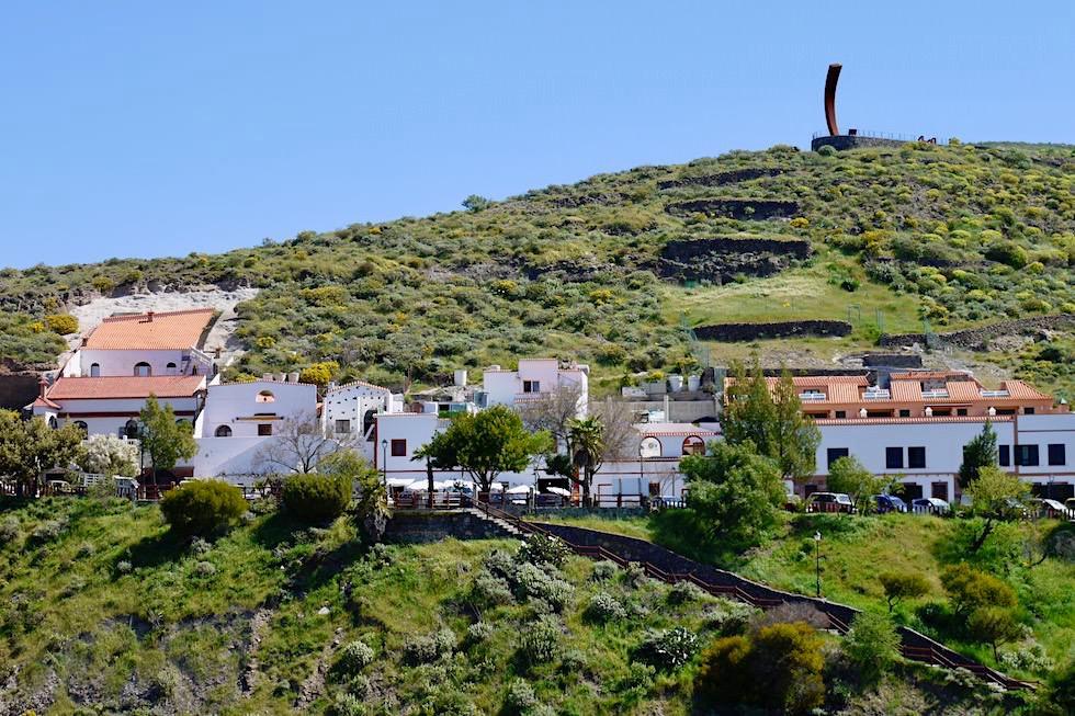 Artenara & Mirador de Los Poetas - Gran Canaria