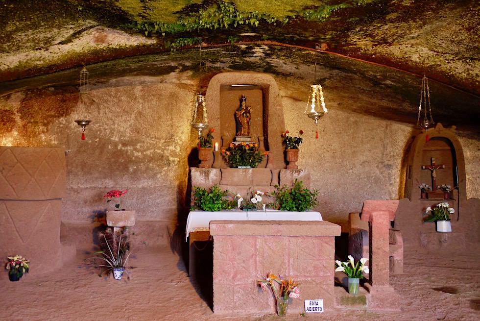 Artenara - Kapelle Virgen de La Cuevita - Gran Canaria