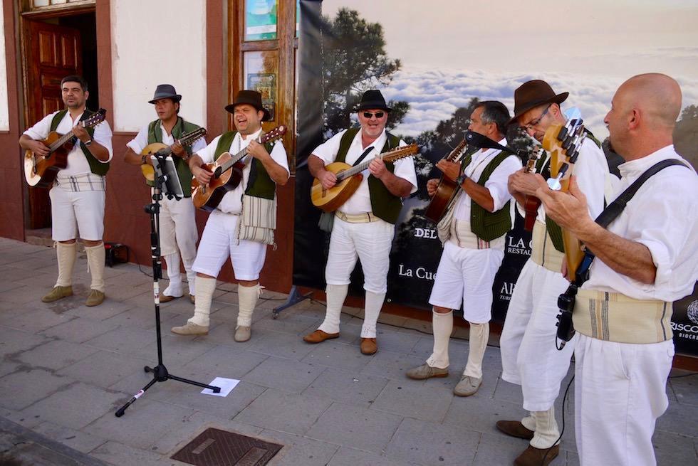 Musikfest in Artenara - traditionelle Musik, Gesang & Trachten - Gran Canaria