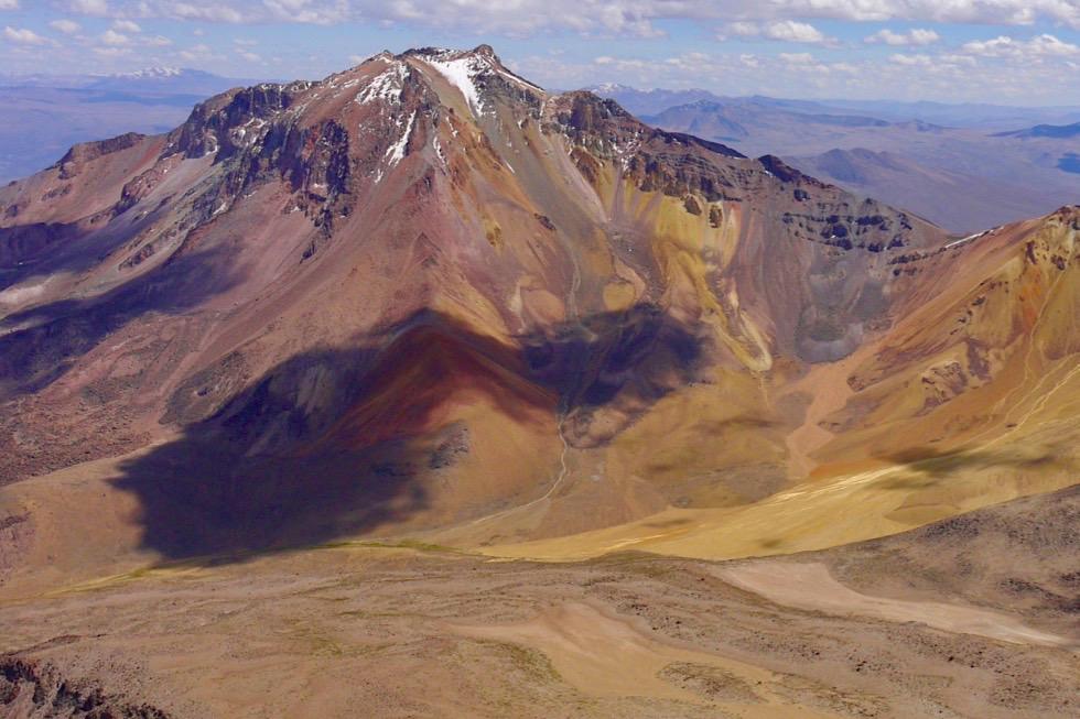 Chachani Besteigung - Faszinierender Ausblick - Arequipa - Peru