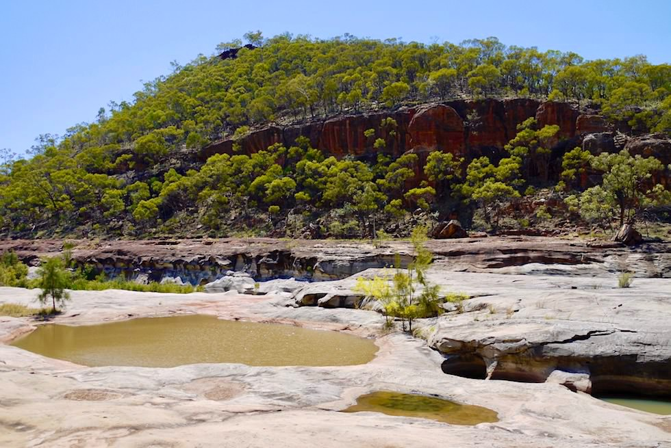 Faszination Porcupine Gorge - Outback Queensland