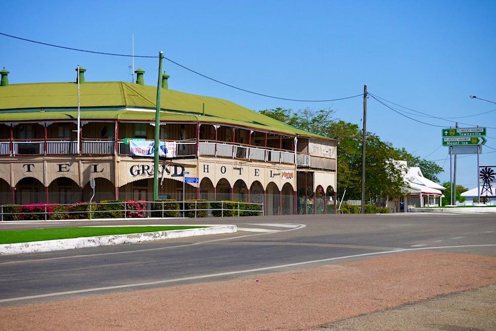 Hughenden - Outback Queensland
