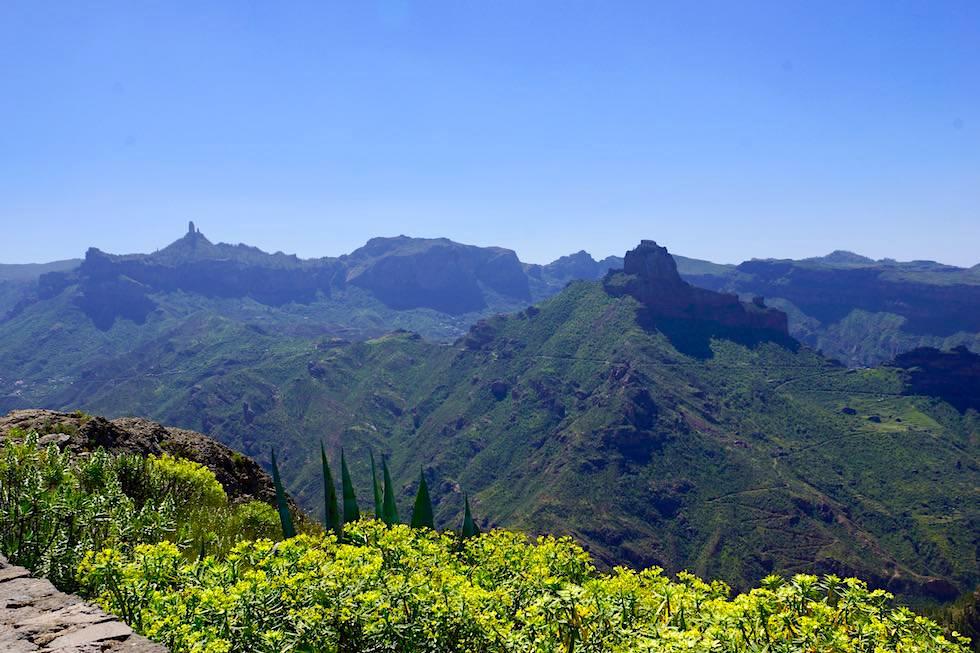 Auf dem Dach von Gran Canaria: Restaurant & Mirador La Cilla - Artenara