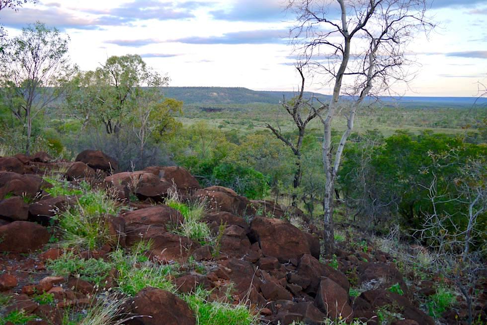 Porcupine Gorge National Park - Bottletree Ridge Lookout - Outback Queensland