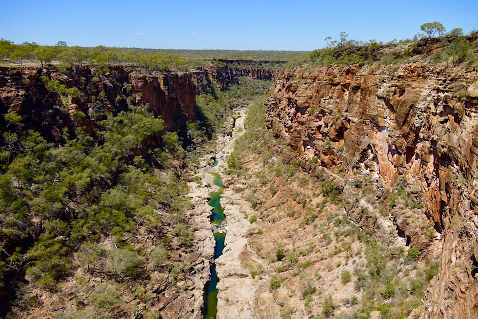 Porcupine Gorge National Park - Little Canyon of Australia - Outback Queensland