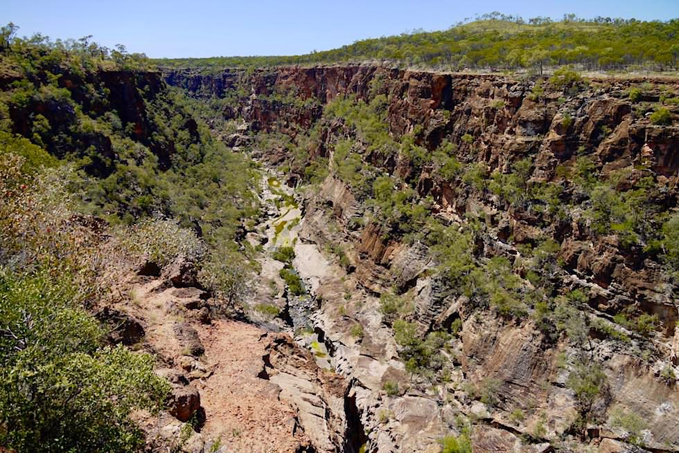 Porcupine Gorge Lookout - Schlucht & Creek - Outback Queensland