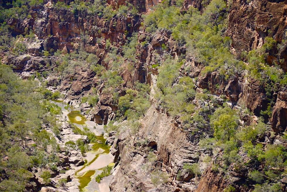 Porcupine Gorge National Park - Immergrüne Oase, Wasser & Wildlife - Outback Queensland