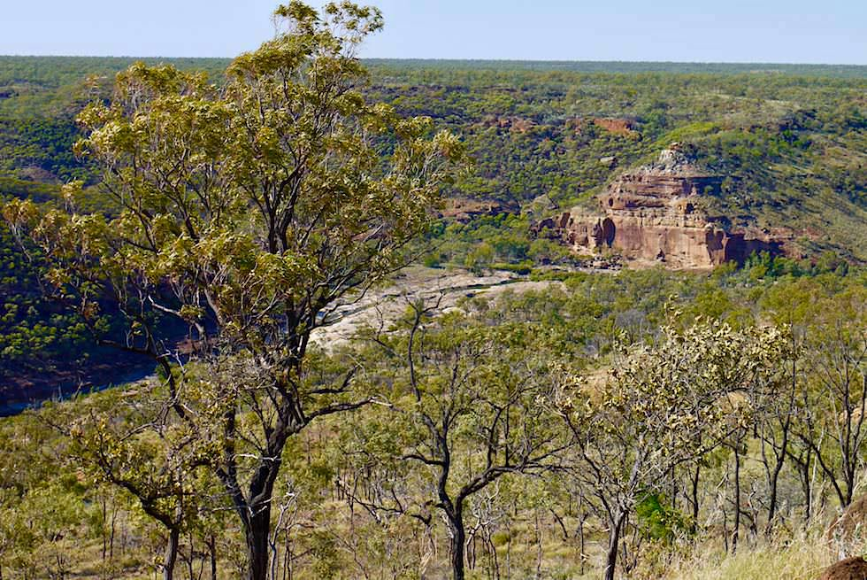 Porcupine Gorge National Park - Pyramid Lookout - Outback Queensland