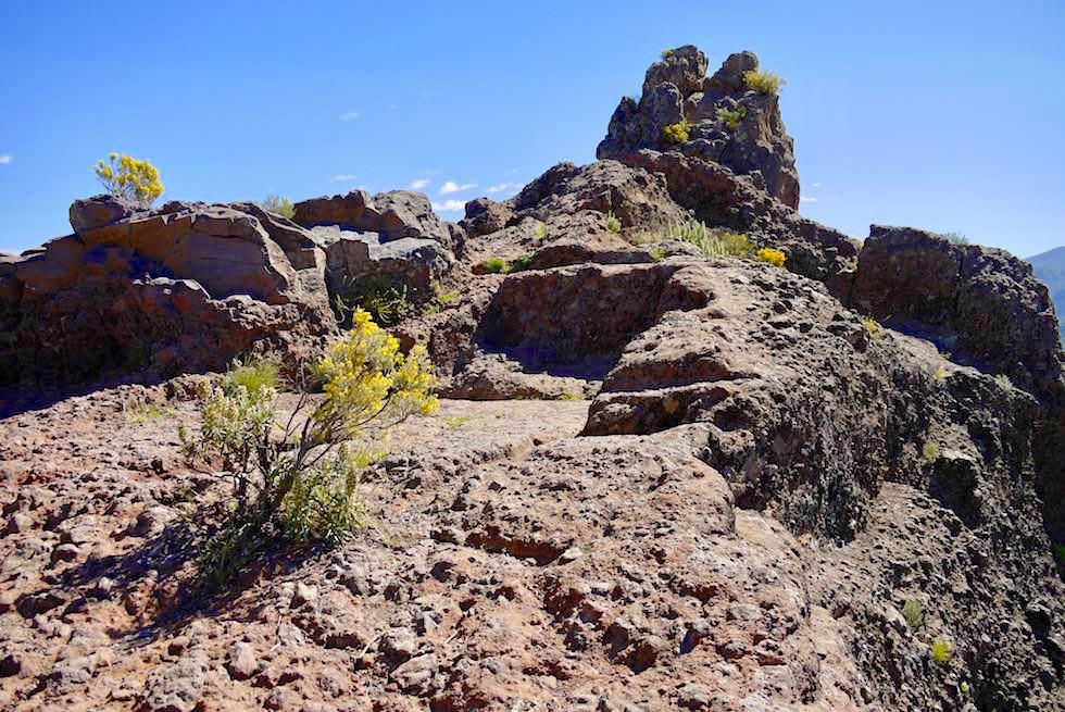 Roque Bentayga - Opferplatz & spiritueller Kultort - Gran Canaria