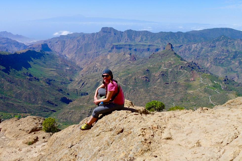 Roque Nublo Wanderung - Traumpanorama am Gipfel - Gran Canaria