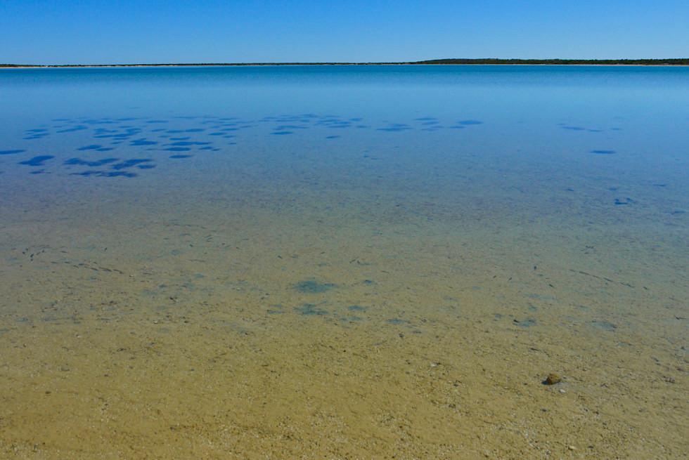 Shark Bay - Little Lagoon bei Denham - Western Australia