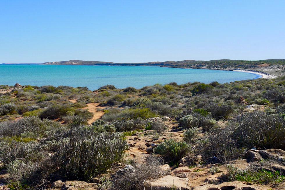 Shark Bay - Gulet Bluff Lookout - Western Australia