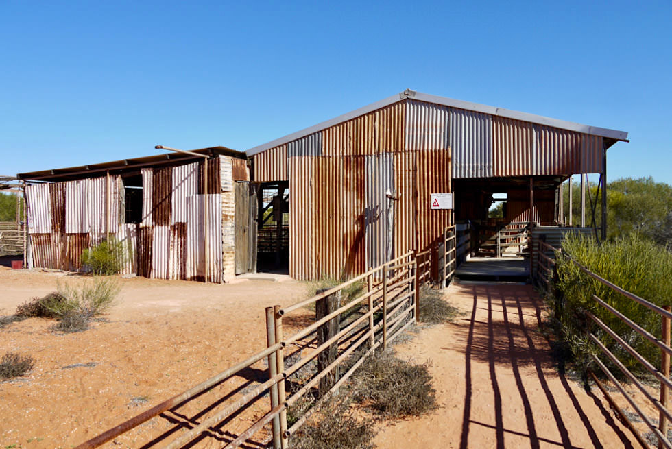 Shark Bay Highlights - Historic Peron Homestead - Western Australia