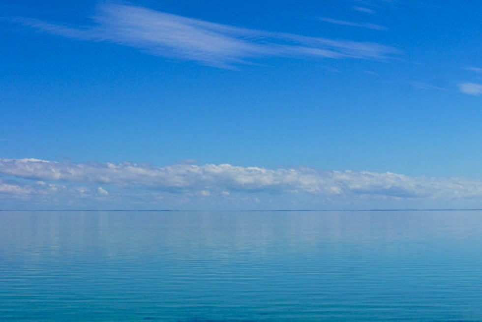 Shark Bay Highlights - Whalebone Bay: Symphony in Blue - Western Australia