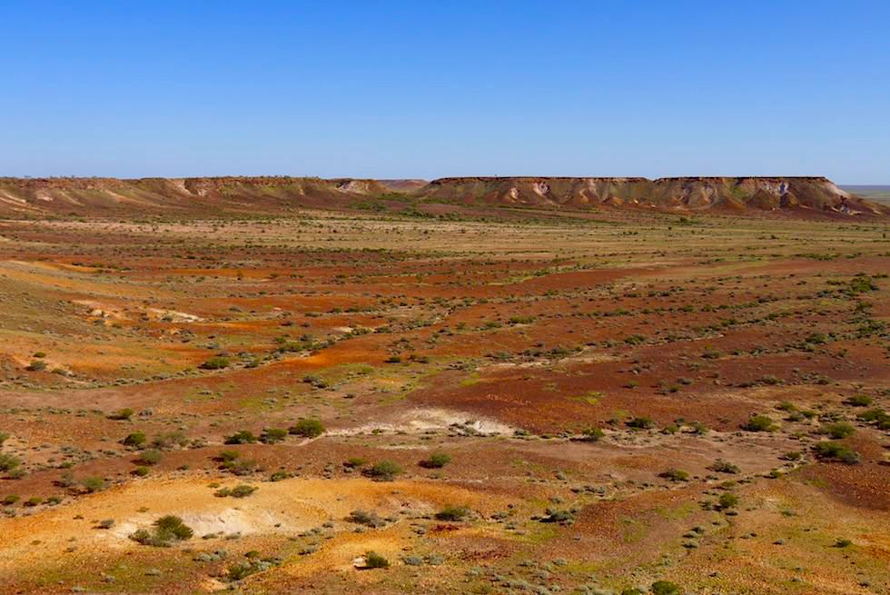 The Breakaways - Coober Pedy - Geheimtipp in South Australia